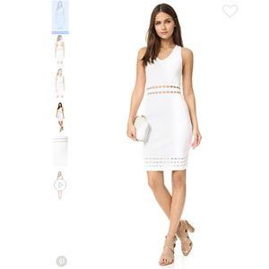 Rebecca Minkoff Mini White Dress